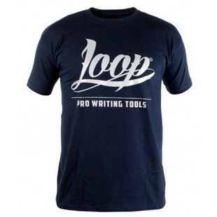 Loop Logo T-Shirt | S M L XL Take12 Berlin