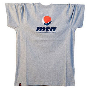 MTN Grey Logo Shirt Take12 Graffitishop Berlin